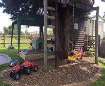 Rew Farm Childrens Play Area